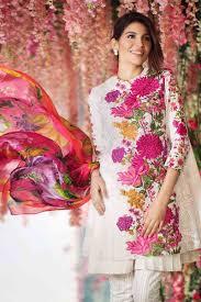 New Design Pakistani Dresses 2017 New Summer Lawn Dresses For Pakistani Girls In 2019