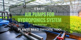 5 best air pumps for hydroponics system 2018 plants need oxygen too