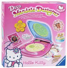 Ravensburger Deco Mandala Designer Drawing Machine Ravensburger Deco Hello Kitty Mandala Designer Drawing
