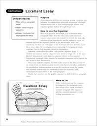 Writing Graphic Organizer  Excellent Essay    Printables Writing Graphic Organizer  Excellent Essay