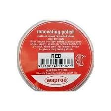 Waproo Colour Chart Waproo Renovating Polish 45g