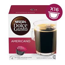Dolce Gusto Light Buy Nescafe Dolce Gusto Americano American Coffee Capsules