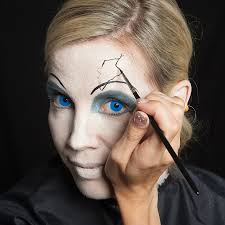 broken doll makeup 2017 ideas pictures tips about make up