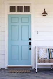 Light Blue Front Door 12 Fresh New Front Door Colors To Welcome You Home Freshome