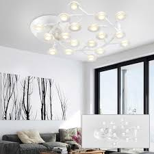Blossom Ceiling Light Us 29 99 Black White Led Dome Lights Plum Blossom Lamp Sitting Room Dining Room Creative Net Circle Ceiling Lighting Yslcb Free Shipping In Ceiling