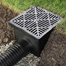 Solve Simple Drainage ProblemsDrainage In Backyard