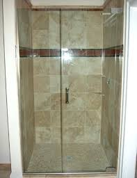 interesting glass shower doors s medium size of glass shower enclosures pivot shower