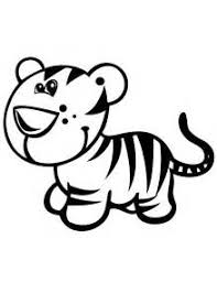 Small Picture Baby Tiger Coloring Pages isrs2011