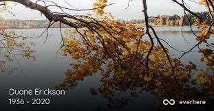 Duane Erickson Obituary (1936 - 2020) | Detroit Lakes, Minnesota