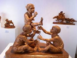 You can also choose from home. Paete Sculptor Luis Ac Ac Is Artist In The Making Artist Sculptor Sculpture Art