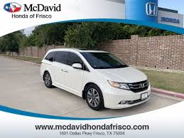 It features a replaceable filter, canister bag canadian model & trim. 2016 Honda Odyssey David Mcdavid Honda Of Frisco