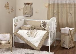 baby girl boy bunny and ted 4 pc crib bedding sets crib bedding collection