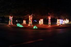 Vasona Holiday Lights Wikiloc Photo Of Vasona Lake County Park 15th Annual