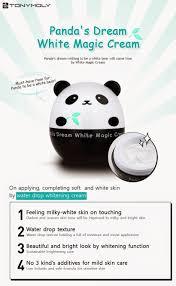 tony moly panda s dream white magic cream 50ml