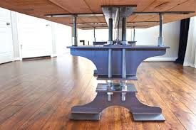 industrial furniture legs. There Is A Story Behind This Table. Industrial Furniture Legs