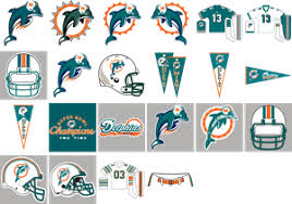 Miami Dolphins Logo Vector (.AI) Free Download