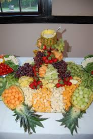 Fruit Trays For Parties  00 Seasonal Fruit Tray Serves 20 24  42 Fresh Fruit Tree Display