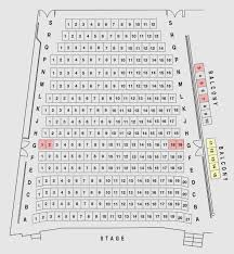 George Street Playhouse Seating Chart Norwich Playhouse Theatre For Norwich Norfolk And East Anglia