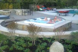 in ground jacuzzi. Outdoor In Ground Jacuzzi Prices Design Your Perfect Backyard Hot Tub Spa Kit Built Spas .