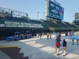 Wrigley Field Concert Seating Guide Rateyourseats Com