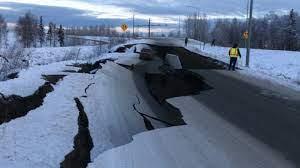 Magnitude 7.0 Earthquake Shakes Alaska ...