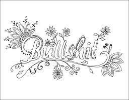 5538687e0a6ac8ee99634036edfd1b44 free printable swearing coloring page crafts coloring pages on pg printables