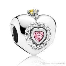 2019 pandora love pendants big hole loose beads diy jewellery making 925 silve charm bracelet jewelry making valentine s day gifts from womanworldltd