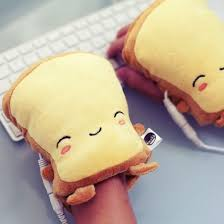 Smoko <b>Toast USB Handwarmers</b> | Hand warmers, Cool gadgets ...