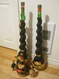 Chianti Bottles For Decoration 60 Chianti a yard sale and a newspaper article Things I find 1