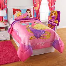 disney princess bedazzling princess reversible twinfull bedding