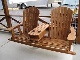 How To Build A Porch Swing Wooden Adirondack Classical Porch Swing Plans Porch Swingers