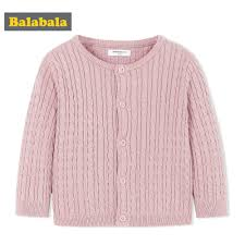 Balabala Newborns <b>Baby</b> Girls <b>Sweater Autumn</b> Winter <b>Baby</b> ...