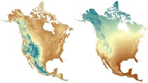 land facet data for north america adaptwest landforms were classified using a combination of topographic position index tpi and slope based on the approach outlined in jenness 2006