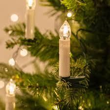 Yankee Candle Christmas Tree Lighting Clip On Tapered Christmas Tree Candle 10 Candles