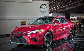 2018 Toyota Camry Photos and Info | News | Car and Driver