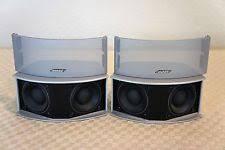 bose 321. two bose 321 gemstone speakers bose