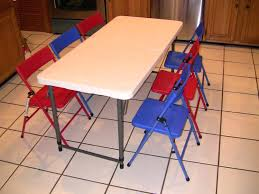 kids fold up table kids folding table and chairs large fold up table portable table chair
