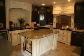 white custom classic style kitchen countertop cabinets