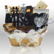 wedding toast gift basket