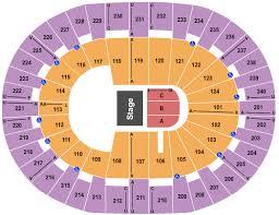 Lawrence Joel Veterans Memorial Coliseum Seating Charts For