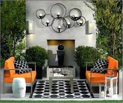 metal garden wall art large size of wall decoration ideas for good large outside wall art