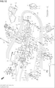 Xr400 Jetting Chart Throttle Cable Drz 400