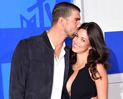 Nicole and Michael Phelps Had a Third Wedding on New Year's Eve