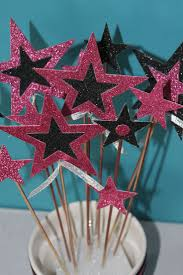 Decorative Stars For Parties 17 Best Ideas About Star Centerpieces On Pinterest Star Theme