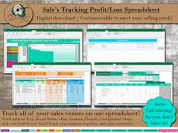profit and loss excel spreadsheet multiple revenue proft loss excel spreadsheet tracker customer