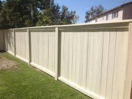 Painted Fences fence painting refreshing your homes exterior wilson painting 1300 by xevi.us