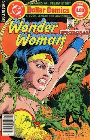 i ve always loved a great artists jam dc special series 9 was a wonder woman spectacular written by jack c harris it featured many artists including