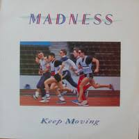 <b>Madness</b> : <b>Keep Moving</b> - Record Shop X