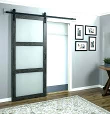 interior barn door hardware. Barn Door Interior Hardware Sliding Terrific Frosted Glass T