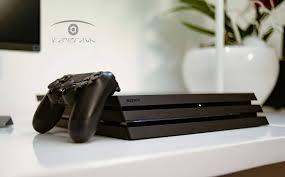 Máy chơi game PlayStation Sony PS4 Pro chính hãng tại Hà Nội